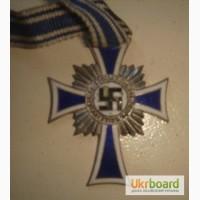 Почетный Крест немецкой матери в серебре / в бронзе