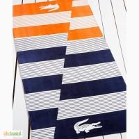 Шикарные пляжные полотенца Lacoste из США