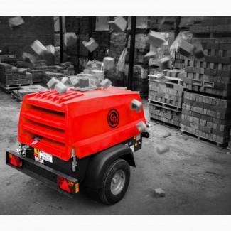 Продам Винтовой дизельный компрессор 5 кубов, в Киеве