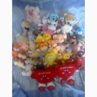 Продам мягкие игрушки с этиаетками