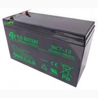 Аккумуляторная батарея B.B. battery BC 12V 7Ah