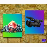 ВидеоМонтаж, Слайд-шоу из Ваших видео и фото для Любогоого события