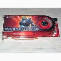 ТОПОВАЯ карта в свое время AMD Radeon 2900XT (512bit) - ИДЕАЛ - Недорого