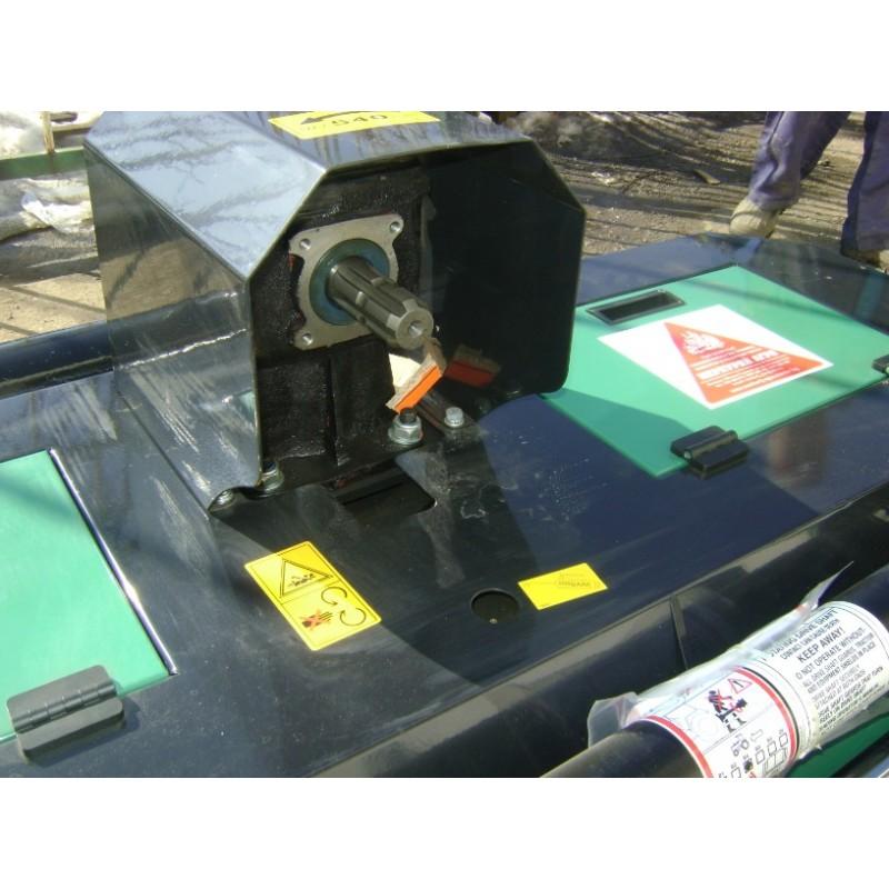 Фото 7. Измельчитель с боковым диском для приствольной обработки. GB-GBH 150-180 (GEO, Италия)