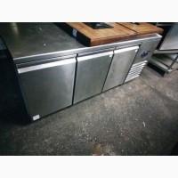 Стол холодильный 3 двери Desmon б/у