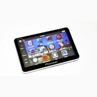 5 GPS Навигатор Pioneer P-6603TV Bluetooth, AV-in IGO, Navitel, CityGuide