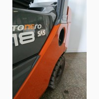 Вилочный погрузчик бу, Тойота (Toyota), дизель, 1.8 т