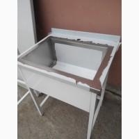 Столы с нержавейки, стол с ванной моечной, ванны моечные
