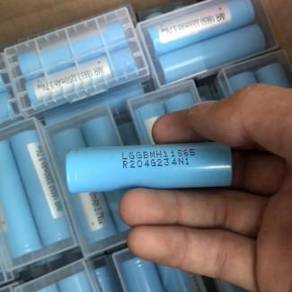 Аккумулятор 18650 Li-Ion LG LGGBMH11865 (LG MH1), 3200mAh, 10A, 3.7V