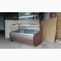 Кондитерская холодильная витрина COLD С-14G б у, кондитерский прилавок б/у