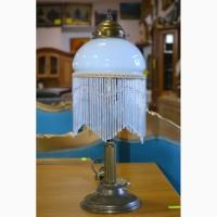 Настольная лампа с хрусталем недорого, 2 шт., А10064