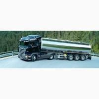 Услуги масловоза. перевозка наливных грузов