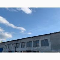 Продам производственный комплекс г.Канев – 2500 кв.м