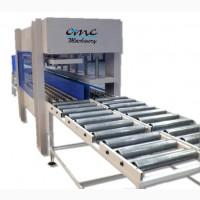 Пресс для изготовления 3-х слойного паркета OMC P.P.P 25/4 T90