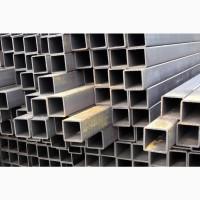 Трубы стальные профильные квадратные ГОСТ8639-82