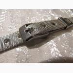 Браслет для часов миланское плетение из нержавеющей стали, новый