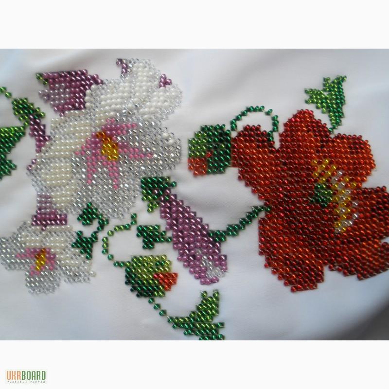 af336bfd322e74 Продам жіноча вишиванка бісером: рози, купити жіноча вишиванка ...