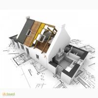 Проектирование домов, магазинов, торговых центров в Киеве