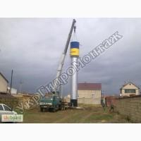 Водонапорные Башни, Изготовление Башня Рожновского