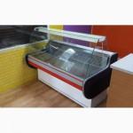 Холодильные витрины (0.+7С) под сыры молоко/молочку колбасы