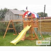 Уличные игровые комплексы +для детей BL-3