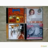 Диски CD, DVD, МР-3, игры