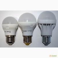 Светодиодная лампа 3W-15W LED цоколь E27 220 вольт
