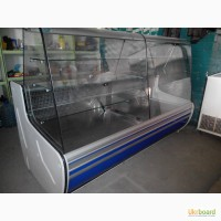 Продам кондитерскую витрину б/у 2 м Cold