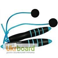 Цифровая скакалка JPR-2103B KYTO беспроводная(счетчик, часы, таймер, калории, жиры)