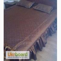 Продам постельный комплект покрывало и две подушки