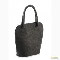 Женская сумка из войлока модель 6
