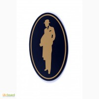 Табличка информационная на двери Женщина, Мужчина
