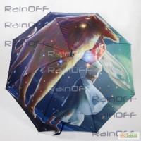 Зонт трость Лев