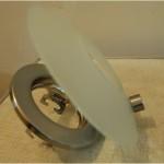 Продам встроенные светильники, металлические, производства Испании, Oscaluz