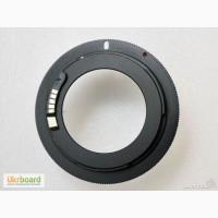Адаптер переходник одуванчик кольцо с чипом m42 м42 - Canon AF nikon