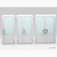 Двери межкомнатные металлопластиковые и алюминиевые