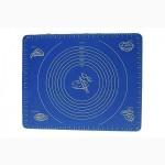 Силиконовый коврик для раскатки теста (40*50 см)