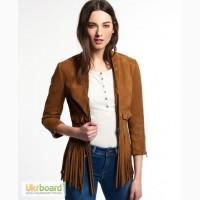 Куртка жіноча замшева; куртка женская замшевая