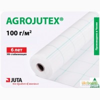 Агроткань Agrojutex мульчирующая белая 100г/м2 длина 100м, ширина от 1.05м до 5.25м