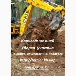 Аренда мини экскаватора недорого в Харькове