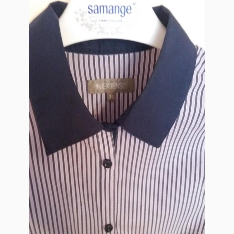 e57f0d6ae3b Продам купить приятная рубашка в синюю полоску от бренда In Extenso ...