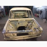 Покраска авто, кузовний ремонт автомобіля