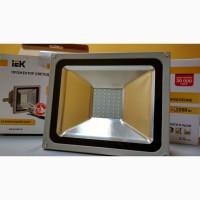 Прожектор LED заливающего света СДО 05-30 светодиодный серый SMD IP65
