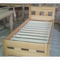 Продам кровать недорого из бука 90*200 см
