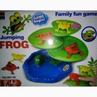 Настолная игра Прыгающие жабки