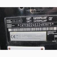 Каток Cat CB224E HD (2006 г)