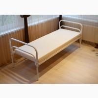 Двоярусні, одноярусні ліжка металеві