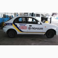 Брендування власного авто, корпоративного транспорту Рівне Західна Україна