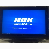Продам телевизор со встроенным DVD плеером BBK LD3224SU