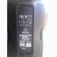 Активні колонки Behringer eurolive B115D(Fbt, Rcf, Dynacord, Mackie, JBL)